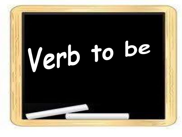 """The meaning of the verb to be is:""""ser"""" o """"estar"""""""