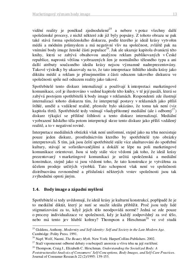 Jan Koudelka a kol.  Marketingový význam body image 590cee2a23d