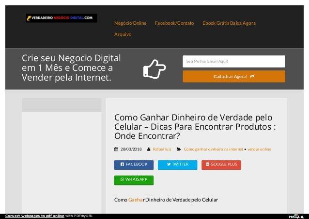 539cea1b7 Negócio Online Facebook Contato Ebook Grátis Baixa Agora Arquivo Crie seu  Negocio Digital em 1 Insira Seu Melhor Email ...