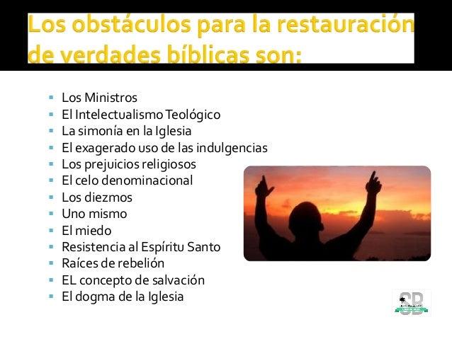  Los Ministros  El IntelectualismoTeológico  La simonía en la Iglesia  El exagerado uso de las indulgencias  Los prej...