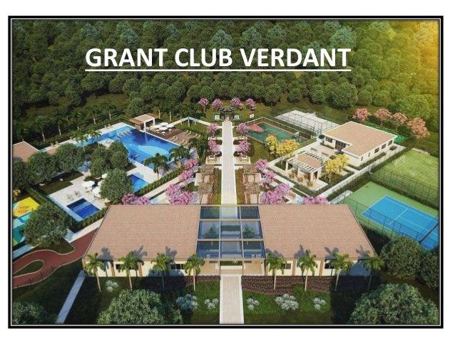 GRANT CLUB VERDANT