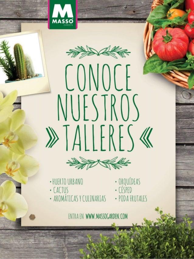 Verde es vida for Agro jardin estepona