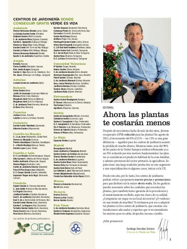 Verde es vida 75 for Fronda majadahonda
