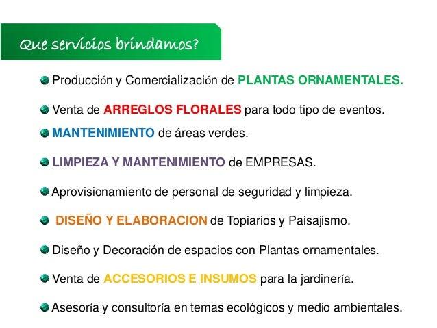 Jardineria y paisajismo for Empresas de paisajismo