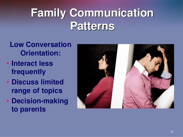 Families First-Keys to Successful Family Functioning: Communication