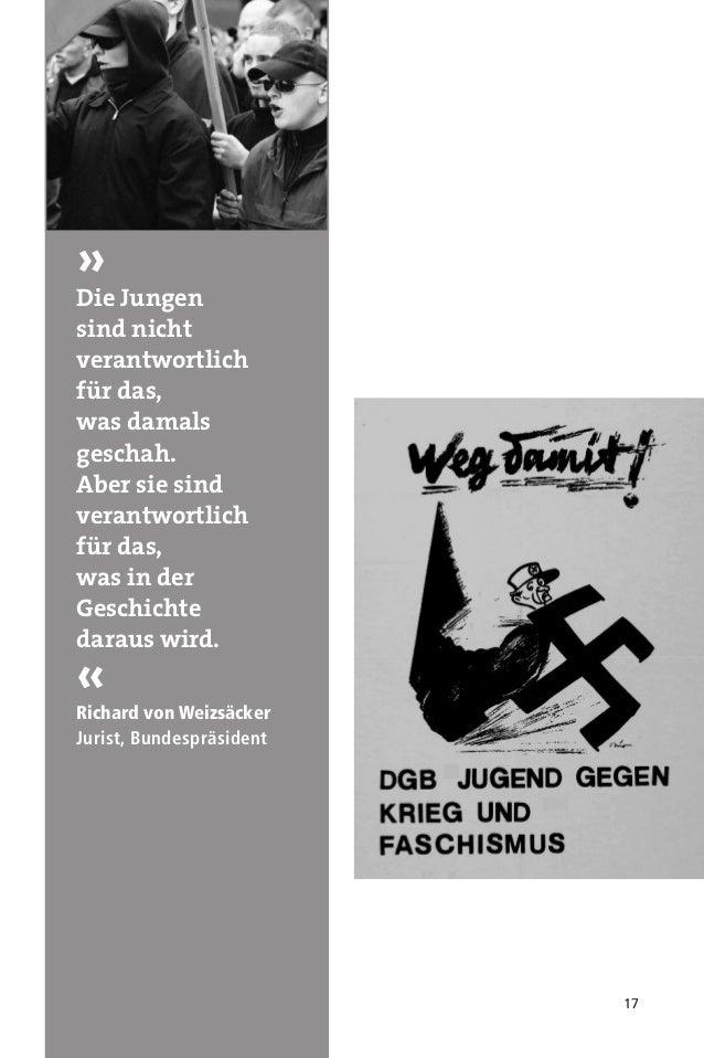 18Das wiedervereinigte Deutschland stellt sichseit einigen Jahren in hohem Maße seinerVerantwortung gegenüber der deutsche...