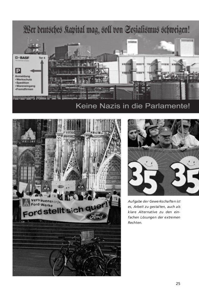 26auch der kommunistischen Gewerkschafts-Opposition –, die es nicht hinnehmen konn-ten und wollten, dass die Rechte und di...