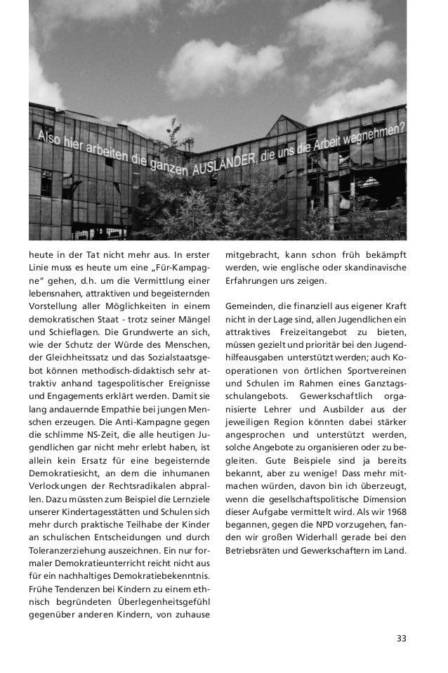 34Jeden Menschenals Menschen respektieren:Gegen rechte Barbarei heuteDie Anschläge auf das Oktoberfest in Mün-chen 1980, H...
