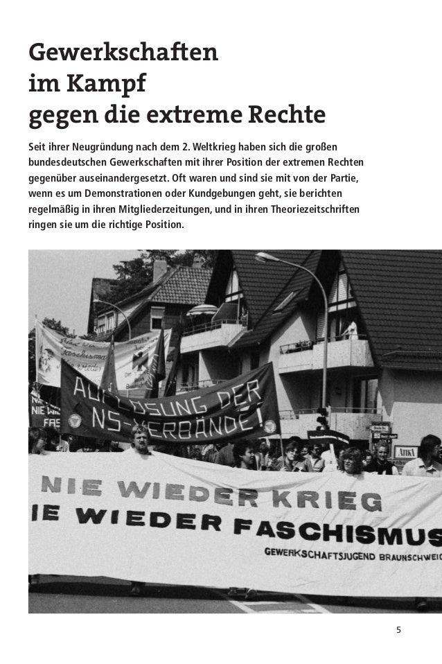 6Gewerkschaftenvor 1933und in der NazizeitSie haben auch allen Grund, genau hinzuse-hen. Dies hatten die Erfahrungen derWe...