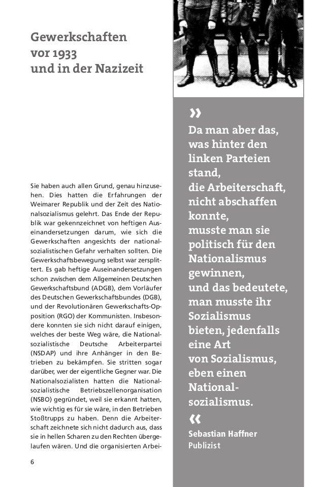 7ter hatten das Potenzial, die Machtüber-nahme durch die NSDAP zu verhindern.Der ADGB hatte es immer herausgezögert,zu ein...