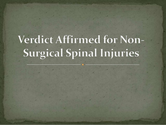 By John Hochfelder on July 22, 2012 Posted in Back Injuries, Neck InjuriesOn June 15, 2006, at about 2:30 p.m., Cornelius ...