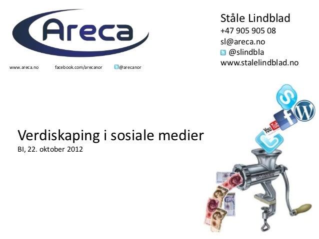Ståle Lindblad                                                   +47 905 905 08                                           ...