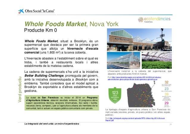 Whole Foods Market, situat a Brooklyn, és un supermercat que destaca per ser la primera gran superfície que allotja un hiv...