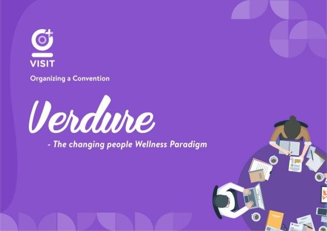 Verdure   the changing people wellness paradigm