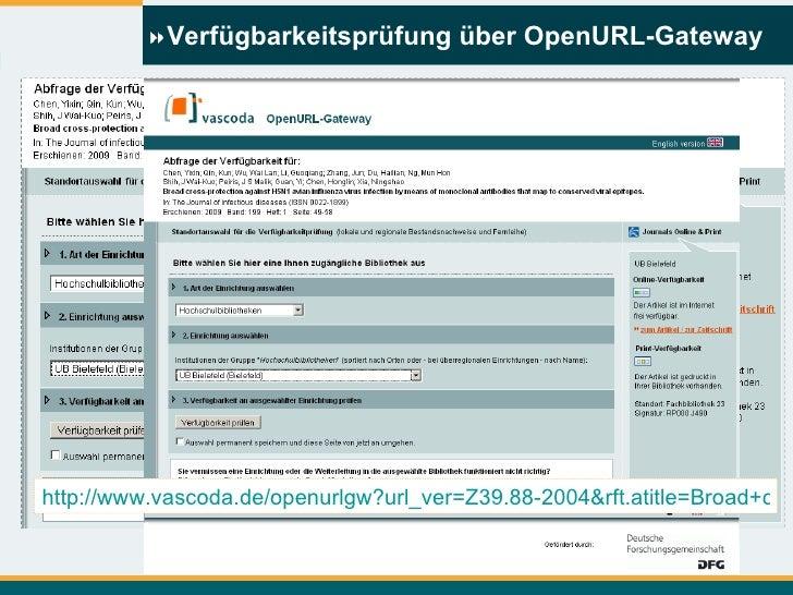 Verfügbarkeit für Artikel mit erfolgreichem IP-Check zurück zur Trefferanzeige