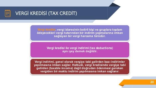 Vergi Harcamalari Eleştirel Bir Perspektif