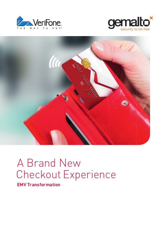 A Brand New Checkout Experience EMV Transformation