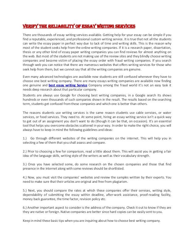 Custom Essay Writing | Academic Writing Service starting $10/page