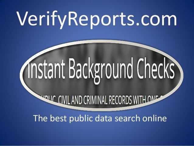 How to Perform a Background Check?