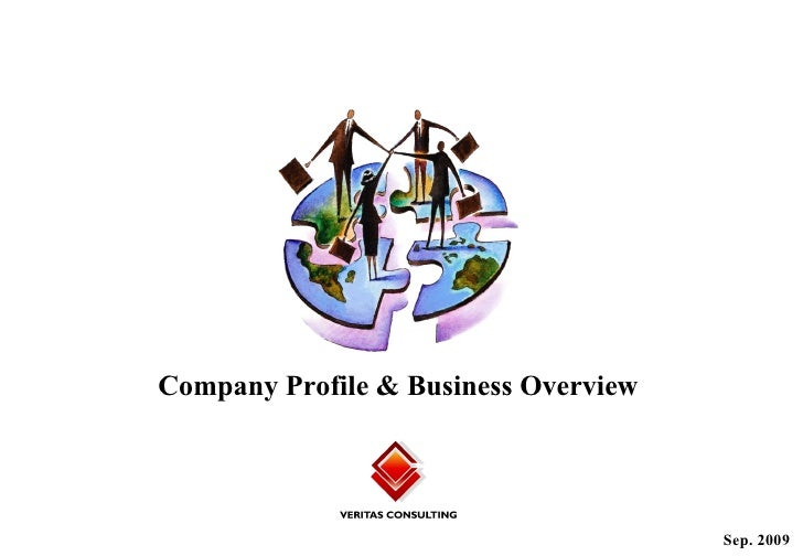 Company Profile & Business Overview Sep. 2009