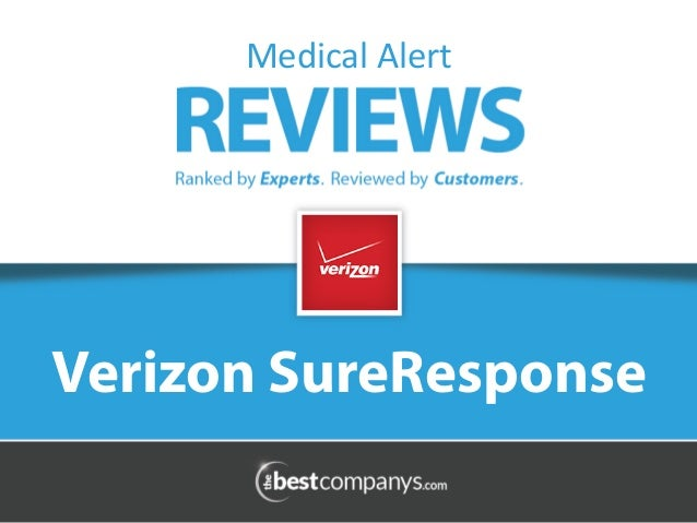 Verizon Sureresponse Medical Alert Company Review