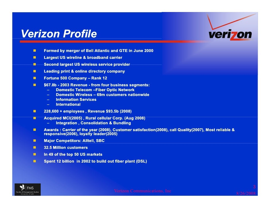 verizon wireless closing case strategic management Case study: verizon wireless topics: mobile phone verizon case study essay verizon wireless is the origins and strategic options facing an innovative set up and start up in automotive market and in the seat design.