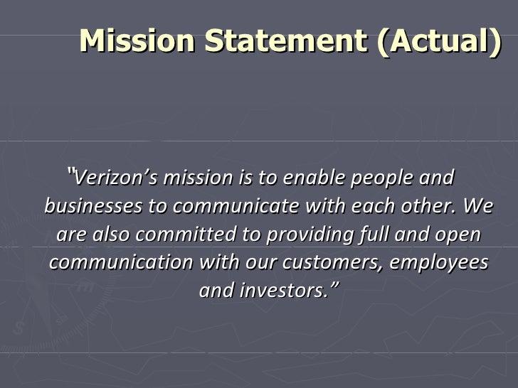 Verizon communications inc.