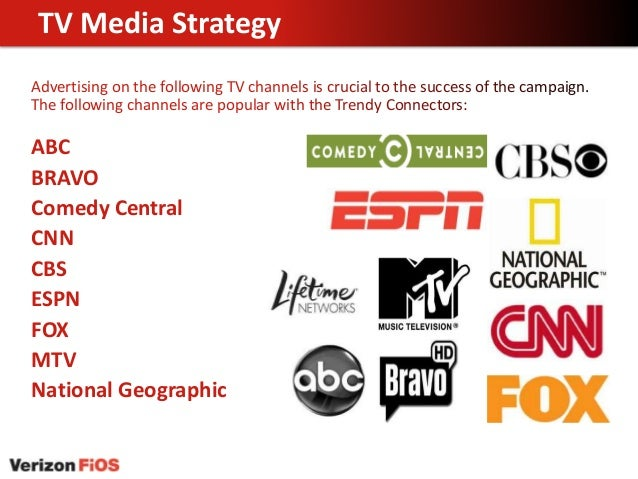 Verizon FIOS - Integrated Marketing Campaign