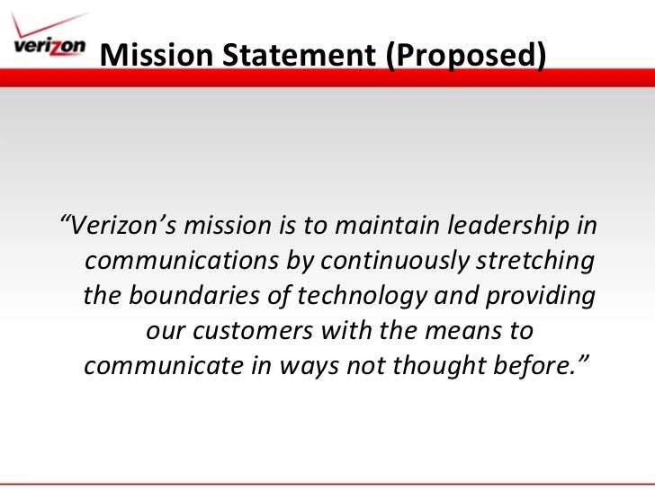verizon wireless closing case strategic management