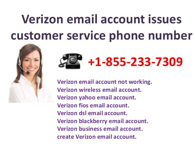 Verizon mail account issues +1 855-233-7309 verizon mail technical su…