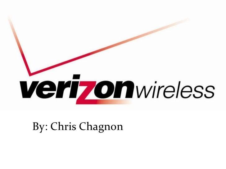 Verizon wireless company