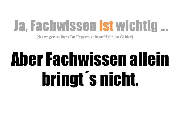 Verkaufstraining   von www.bottin&schulz.de Slide 2