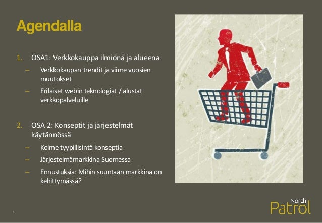 Verkkokauppajärjestelmät Suomessa 2018 Slide 3