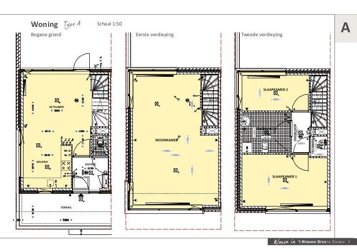 Great plattegrond op schaal tekenen with plattegrond op for Plattegrond op schaal tekenen