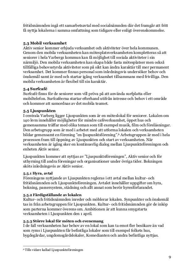 ppen verksamhet i Varberg | omr-scanner.net