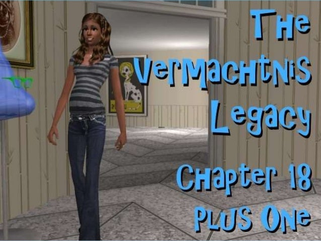 Welcome back to the Vermachtnis legacy! We are slooowly approaching the finish line as Veronica the 8th generation heiress...
