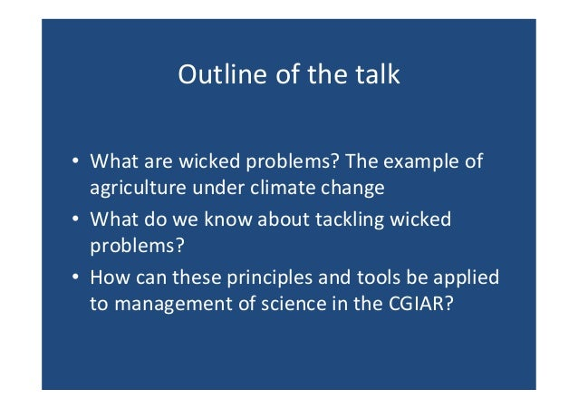 the problem of climate change Experiences, seek answers to common problems, identify good practice and work   climate change and its impact on our environment, our economies and our.