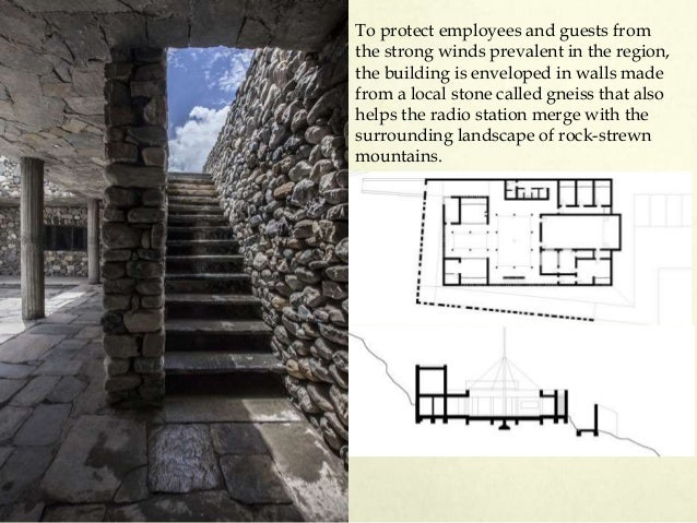 Vernacular arch and its adaptation in modern construction - Building river stone walls with mortar sobriety and elegance ...