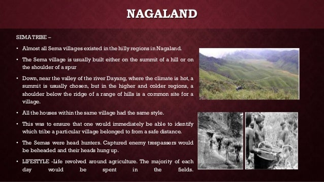 Vernacular Architecture Of North East India