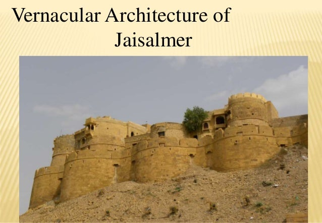 Vernacular arch of jaisalmer rajasthan Home architecture in jaipur
