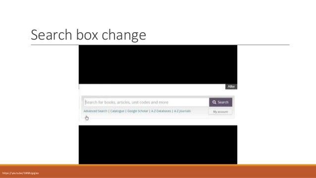 Search box change https://youtu.be/59N0Ugqjiso