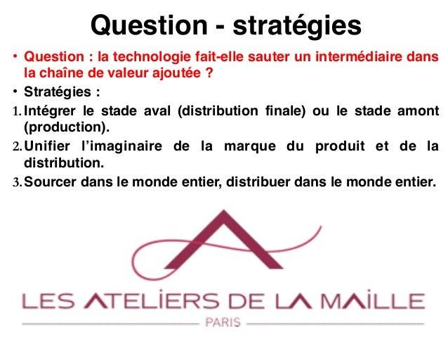 Question - stratégies 2. C r é a t i o n d ' a u d i e n c e e t monétisation de cette audience sous forme publicitaire (G...