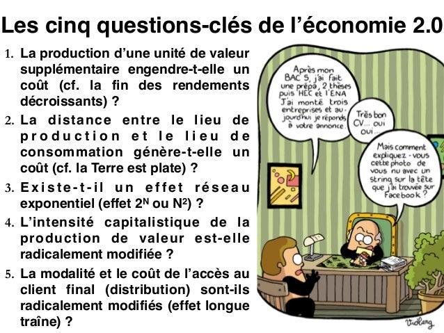 Question 1 La production d'une unité de valeur supplémentaire engendre-t-elle un coût (cf. la fin des rendements décroissa...