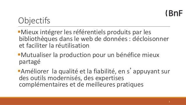 JABES 2017- Vers un fichier national d'entités (FNE) Slide 3