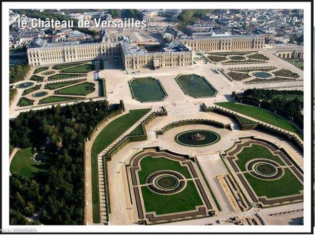Versailles   panorama Slide 3