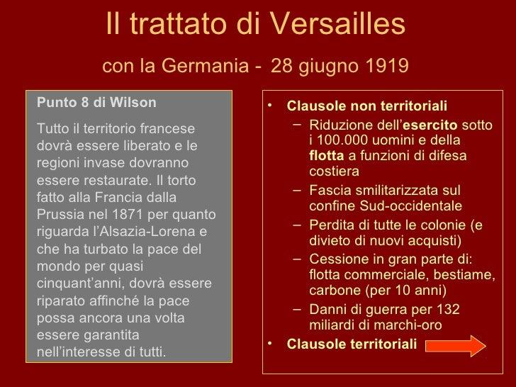 Versailles 1919 for Il territorio dell architettura vittorio gregotti