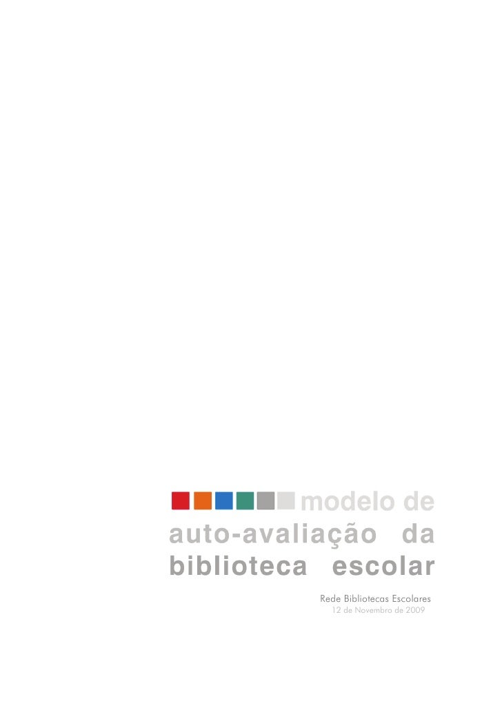 Rede Bibliotecas Escolares   12 de Novembro de 2009