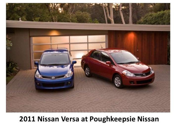2011 Nissan Versa at Poughkeepsie Nissan<br />