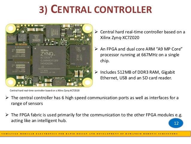 Versatile modular electronics for rapid design and development
