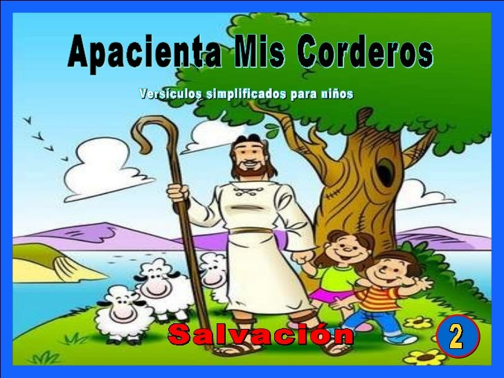 Versículos Para Niños Sobre La Salvación